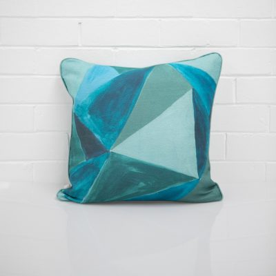 Floor Cushion Charcoal Velvet Cushion Cover Jak And Co